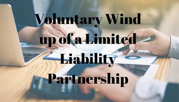 Voluntary Wind up of a Limited Liability Partnership