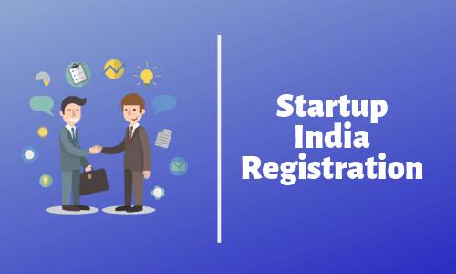 Startup India registration