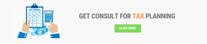 GET CONSULT FOR YOUR TAX PLANNING