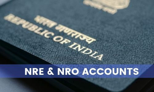 NRE & NRO ACCOUNTS