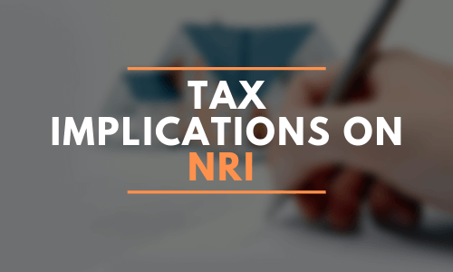tax implications on nri