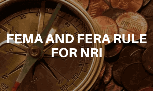 FEMA and FERA Rules