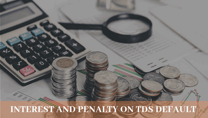 TDS penalty and interest for late payment