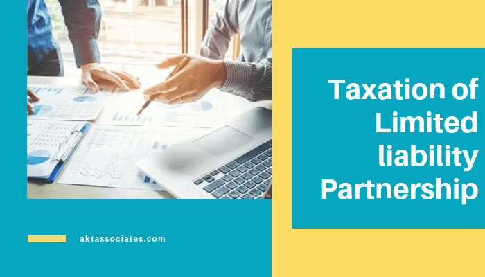 Taxation of LLP