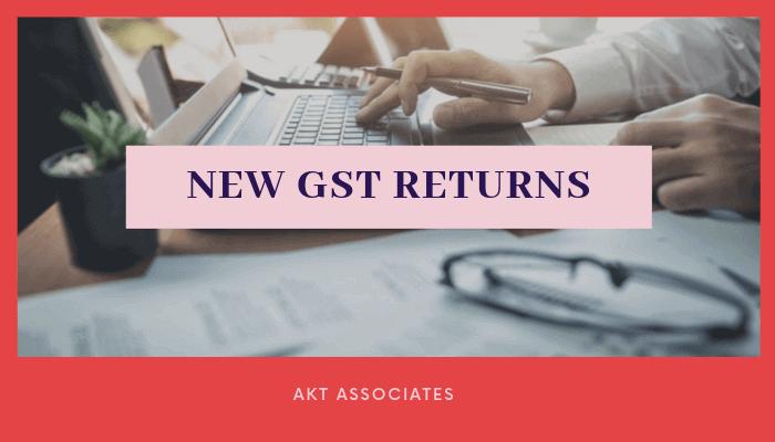 gst new returns