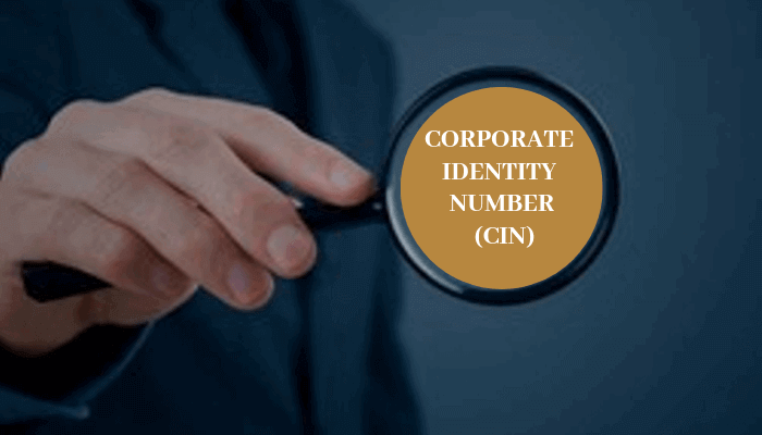 Corporate Identity Number (CIN)