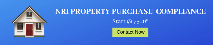 NRI PRoperty purchase compliance