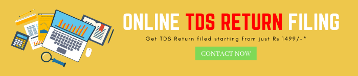 Online TDS Return Filing