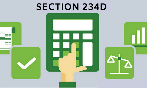 Section 234D _ Interest on Excess Income Tax Refund