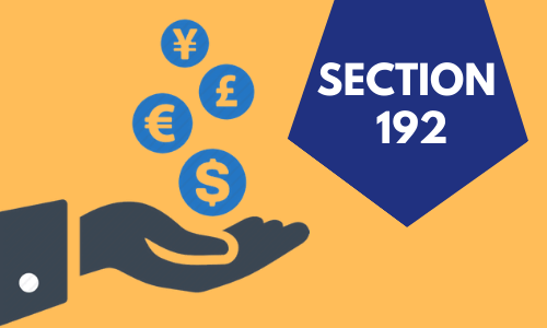 section 192-tds on salary