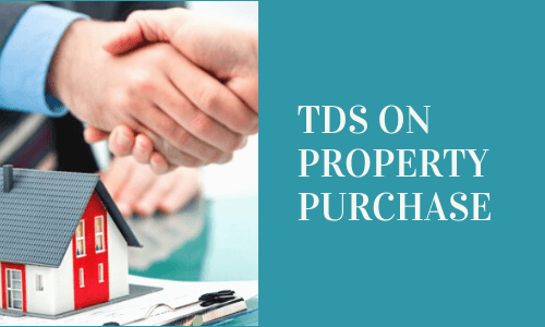 tds-on property purchase
