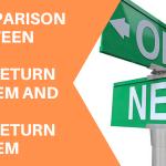 Comparison Between Old GST Return System & New GST Return System