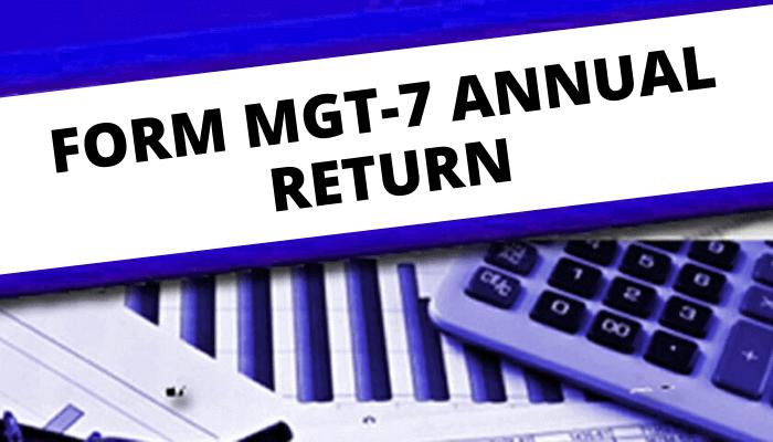 Form MGT-7