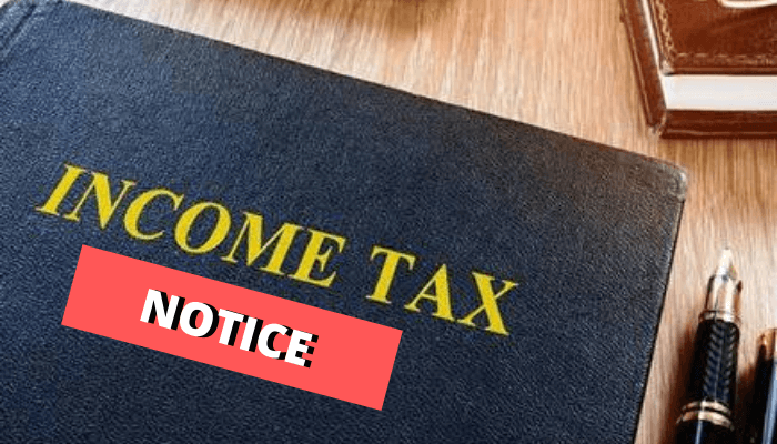 Demand Notice of Income Tax