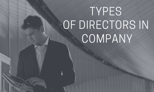 Types of Directors in a Company