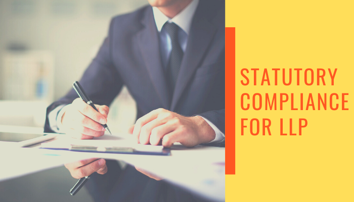 Statutory Compliance for LLP