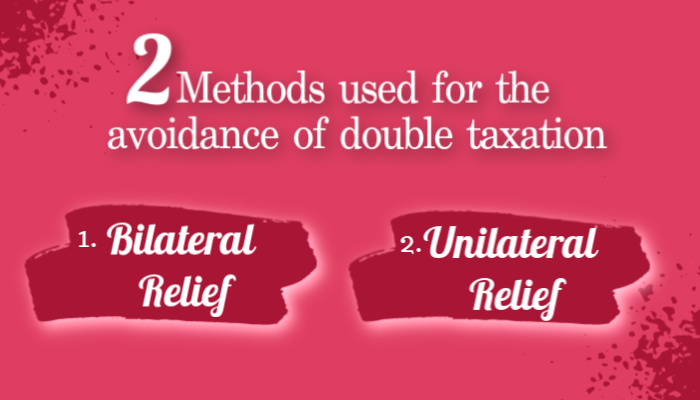 How to get relief from double taxation by NRI