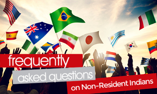 Frequently Asked Questions On NRI