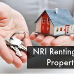NRI Renting the Property