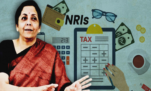 NRI's Bonafide Income