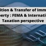 FEMA & International Taxation perspective